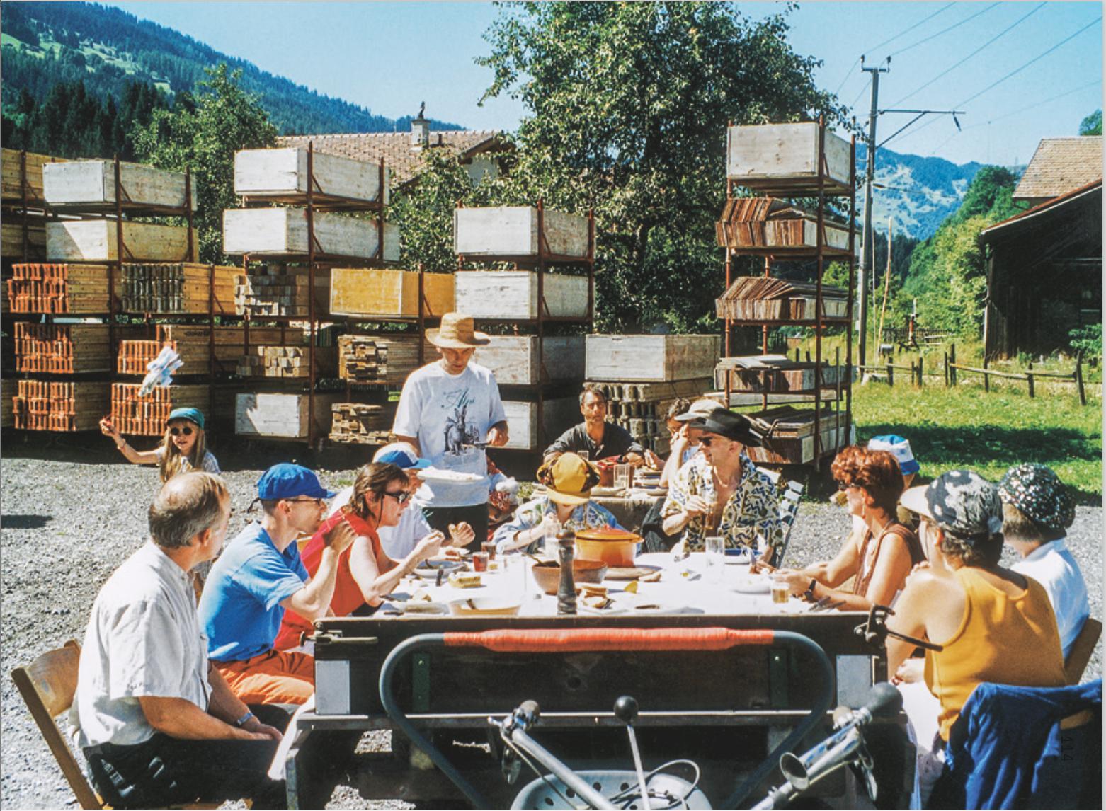 Trachsel Verkehrsmahl 1997 Dalvazza