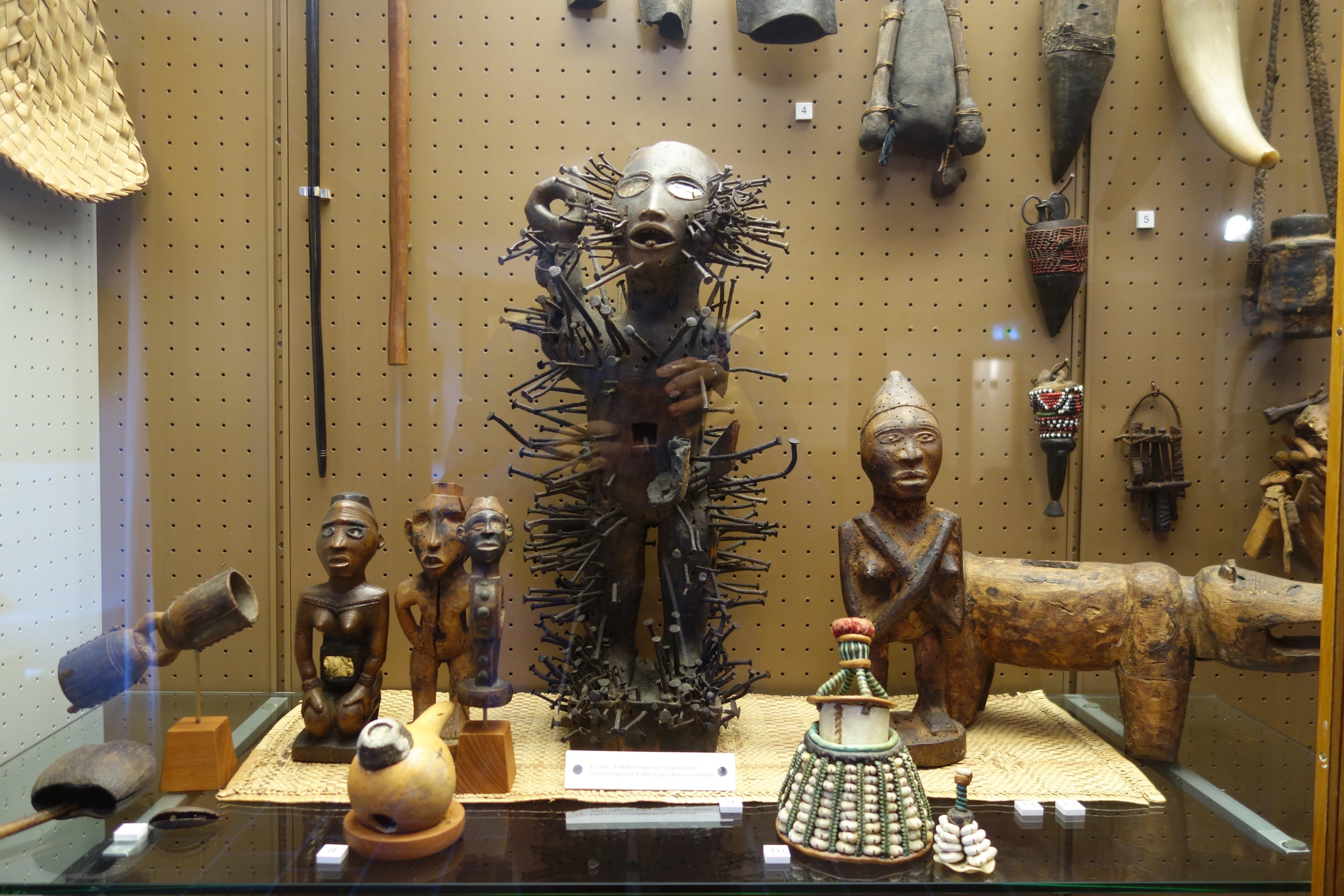 Zug Workshop 03 Afrikamuseum Zug