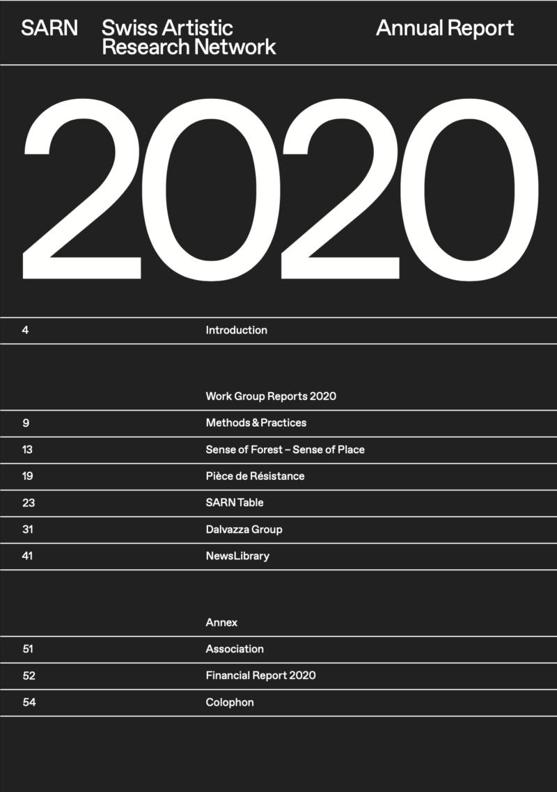 Sarn Annual Report 2021